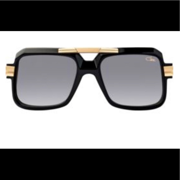 35554747812 CAZAL SUNGLASSES 663 3 Matte black 🆕‼ 🚻SALE‼️